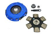 FX Racing Stage 4 Clutch Kit 86-01 Ford Mustang LX GT 93-98 Cobra SVT 4.6L 5.0L