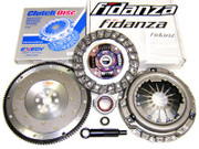 Exedy Clutch Pro-Kit and Fidanza Flywheel 2000-01 Integra LS GS GS-R Type-R B18 1.8L