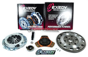 Exedy Racing Stage 2 Thick Clutch Kit and Flywheel Integra B18 Civic Si Del Sol B16