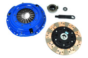 FX Racing Multi-Friction Clutch Kit CRV B20 Integra B18 Civic Si Delsol B16 DOHC