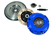 FX Dual-Friction Clutch Kit & HD Nodular Flywheel Set for Integra / Civic Si / Del Sol VTEC / CR-V