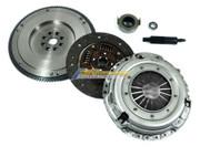 FX Racing HD Clutch Kit & HD Nodular Flywheel Set for Integra / Civic Si / Del Sol VTEC / CR-V
