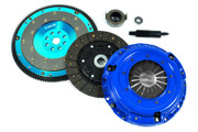 FX Racing Stage 2 Clutch Kit and Aluminum Flywheel 94-01 Acura Integra 1.8L B18 DOHC
