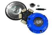 FX Stage 3 Clutch Kit Set and Fidanza Flywheel Crv Integra Civic Si Delsol DOHC VTEC