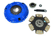FX Stage 4 Ceramic Clutch Kit CR-V B20 Integra B18 Civic Si Delsol B16 DOHC VTEC