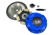 FX Stage 4 Clutch Kit Set and 9.75lbs Flywheel CRV Integra Civic Si Delsol DOHC VTEC