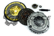 Gripforce OE Clutch Kit and Aluminum Flywheel Integra B18 Civic Si Del Sol B16 DOHC