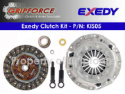 Exedy OEM Clutch Kit Honda Passport Isuzu Amigo Rodeo 2.2L 2.6L 3.2L Borg Warner
