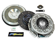 FX Racing OE Clutch Kit and Fidanza Flywheel 1996-00 Nissan Maxima Infiniti I30 3.0L