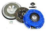 FX Racing Stage 2 Clutch Kit and Fidanza Flywheel 1996-00 Nissan Maxima Infiniti I30