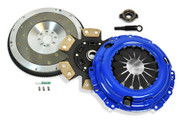 FX Racing Stage 3 Clutch Kit and Fidanza Flywheel 1996-00 Nissan Maxima Infiniti I30