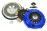 FX Racing Stage 4 Clutch Kit and Fidanza Flywheel 1996-00 Nissan Maxima Infiniti I30