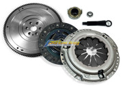 FX Racing HD Clutch Kit & HD Nodular Flywheel Set fits 1992-2000 Honda Civic / 1993-1997 Del Sol 1.5L 1.6L SOHC D15 D16