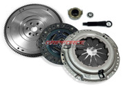 Gripforce Premium Clutch Kit & HD Nodular Flywheel Civic Del Sol 1.5L 1.6L D15 D16