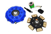 FX Racing Stage 3 Clutch Kit  and  Slave 1995-2000 Contour SVT MySTIque 2.5L Duratec
