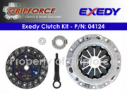 Exedy OE OEM Clutch Pro-Kit Set 1998-2000 Chevrolet 1989-97 Geo Metro 1.0L 3Cyl