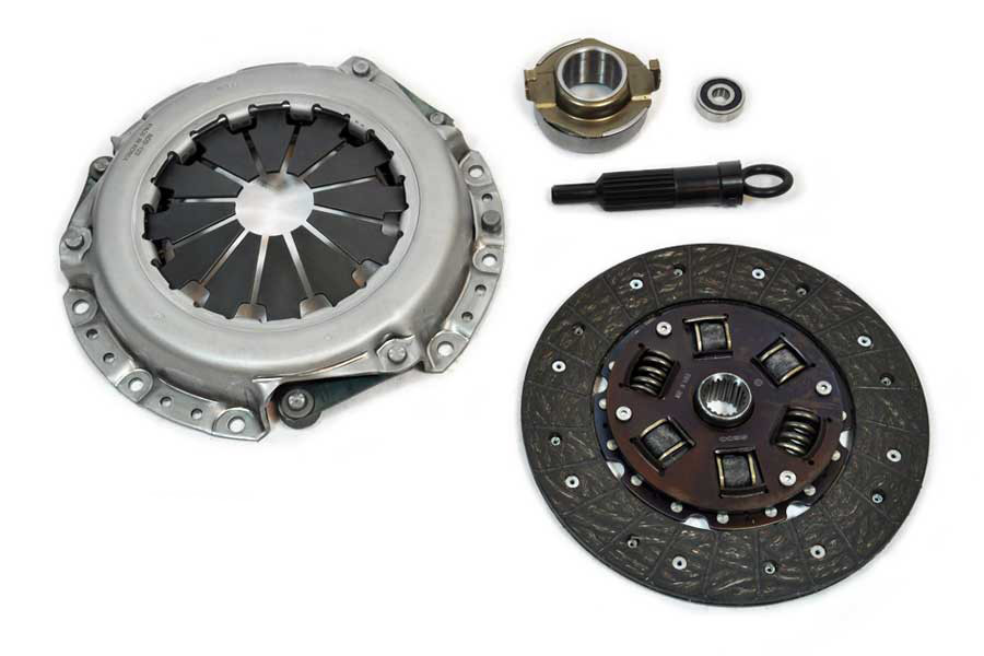 FX Racing OE Clutch Kit 1999-2000 Chevrolet Tracker 1 6L Base LSi Sport  Utility