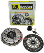 LuK Genuine Repset Clutch Kit 1999-00 BMW 328I 328Ci E46 528I E39 Z3 2.8L M52