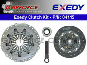 Exedy OEM Clutch Pro-Kit Set 1991-1999 Saturn Sc Sc1 Sc2 Cl Sl1 Sl2 Sw1 Sw2 1.9L