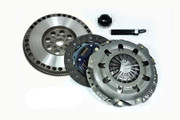 FX Racing OE Clutch Kit and Chromoly Flywheel 1991-1999 Saturn Sc Sl SW Series 1.9L