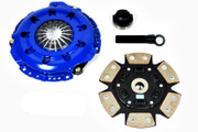 FX Racing Stage 3 Clutch Kit 1991-1999 Saturn SC Sc1 Sc2 Sl Sl1 Sl2 SW1 SW2 1.9L