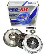 Exedy OEM Clutch Kit and FX 109R/G Chromoly Flywheel G20 Sentra 200Sx Nx 2.0L Sr20De
