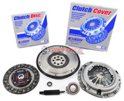 Exedy OEM Clutch Kit and FX OE Flywheel 96-99 Nissan Frontier Pickup 2.4L I4 2Wd 4Wd