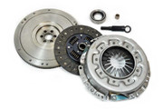 FX Racing OE Clutch and Flywheel Kit 98-99 Nissan Frontier 96-97 Pickup 2.4L 2WD 4Wd