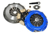 FX Stage 3 Clutch Kit  and 109 Ring Gear Flywheel G20 200SX NX Sentra Se 2.0L Sr20De