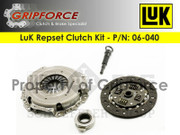 LuK OE OEM Repset Clutch Kit 1986-99 Nissan Sentra 200Sx Nx Coupe Pulsar Nx 1.6L