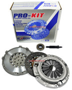 Exedy OE Clutch Kit and FX Chromoly Flywheel Eclipse Talon Laser Awd 2.0L Turbo 7Blt