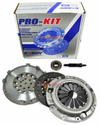 Exedy Clutch Kit and FX Chromoly Flywheel Eclipse Talon Laser Fwd 2.0L Turbo 7Blt