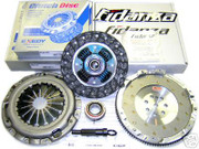 Exedy OEM Clutch Kit and Fidanza Flywheel 3000GT Base Sl Spyder Stealth ES R/T 3.0L