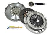 FX HD Clutch Kit and Race Flywheel 5/92-99 Eclipse Talon Laser Fwd 7 Bolt 2.0L Turbo