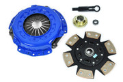 FX Racing Stage 3 Clutch Kit Dodge D50 Ram50 Raider Mighty Max Montero 2.4L 2.6L