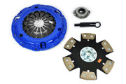 FX Racing Stage 4 Clutch Kit Mitsubishi 3000GT VR4 Dodge Stealth R/T Twin Turbo
