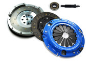 FX Stage 2 Clutch Kit and Fidanza Flywheel Eclipse Talon Laser AWD 2.0L Turbo 7-Bolt