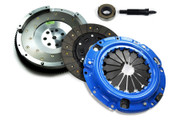 FX Stage 2 Clutch Kit and Fidanza Flywheel Eclipse Talon Laser Fwd 2.0L Turbo 7-Bolt