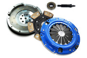 FX Stage 3 Clutch Kit and Fidanza Flywheel Eclipse Talon Laser Awd 2.0L Turbo 7-Bolt