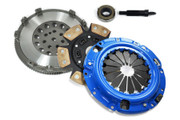 FX Stage 3 Clutch Kit and Flywheel 5/92-99 Eclipse Talon Laser Awd 7 Bolt 2.0L Turbo