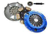 FX Stage 3 Clutch Kit and Flywheel 5/92-99 Eclipse Talon Laser Fwd 7 Bolt 2.0L Turbo