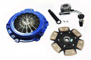 FX Stage 3 Clutch Kit and Slave Cylinder 1995-99 Chevy Cavalier Pontiac Sunfire 2.2L
