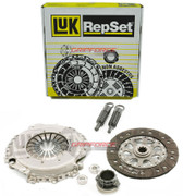 LuK Clutch Kit Repset 1991-99 BMW Z3 318 318I 318Is W/ Air Conditioner 1.8L 1.9L