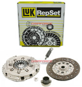 LuK Clutch Kit Repset 1996-99 BMW 328I 328Is 1997-98 528I Z3 E36 E39 2.8L V6