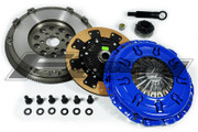 FX Racing Seg Kevlar Clutch Kit and Chromoly Flywheel Audi A4  Vw Passat 1.8T 1.8L