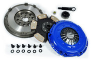 FX Racing Stage 4 Race Clutch Kit and Chromoly Flywheel Audi A4  Vw Passat 1.8T 1.8L