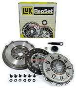 LuK Clutch Kit and Lightweight Flywheel 97-99 Audi A4 Vw Passat 1.8T 1.8L