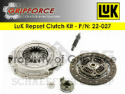 LuK OE Repset Clutch Kit 1998 Volvo S70 V70 1993-1997 850 2.4L I5 DOHC Non-Turbo
