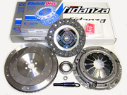 Exedy OE Clutch Kit  and  Fidanza Flywheel 91-98 Nissan 240Sx Xe Se Le 2.4L DOHC