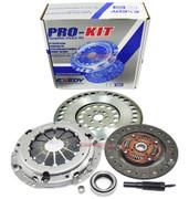Exedy OEM Clutch Kit and FX Racing Chromoly Flywheel 91-98 Nissan 240Sx 2.4L Ka24De